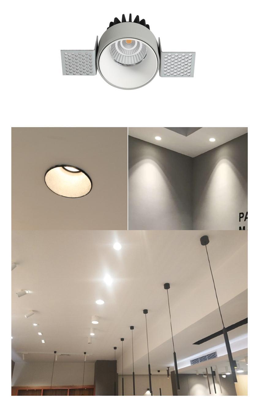 Indoor Ceiling Recessed Light Alpha