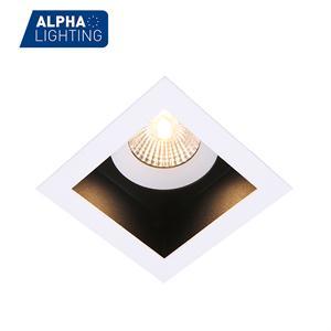 Fixed white black led downlight – ALDL0169