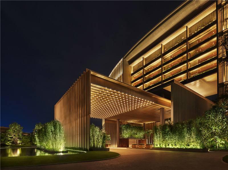 Hotel Lobby Lighting Design