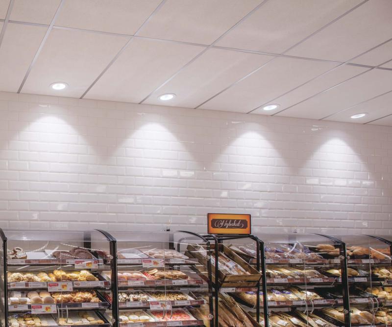 smart system for commercial lighting