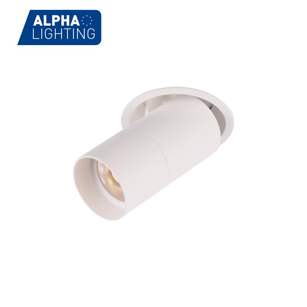 12W Adjustable Scalable LED Spotlight-ALDL0809