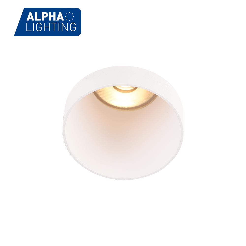 Semi-Recessed 7w LED down lights -ALDL0847
