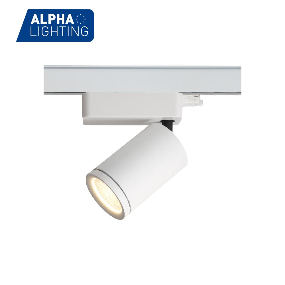 new commercial lighting dimmable supermarket lighting led cob track light – ALTR0020
