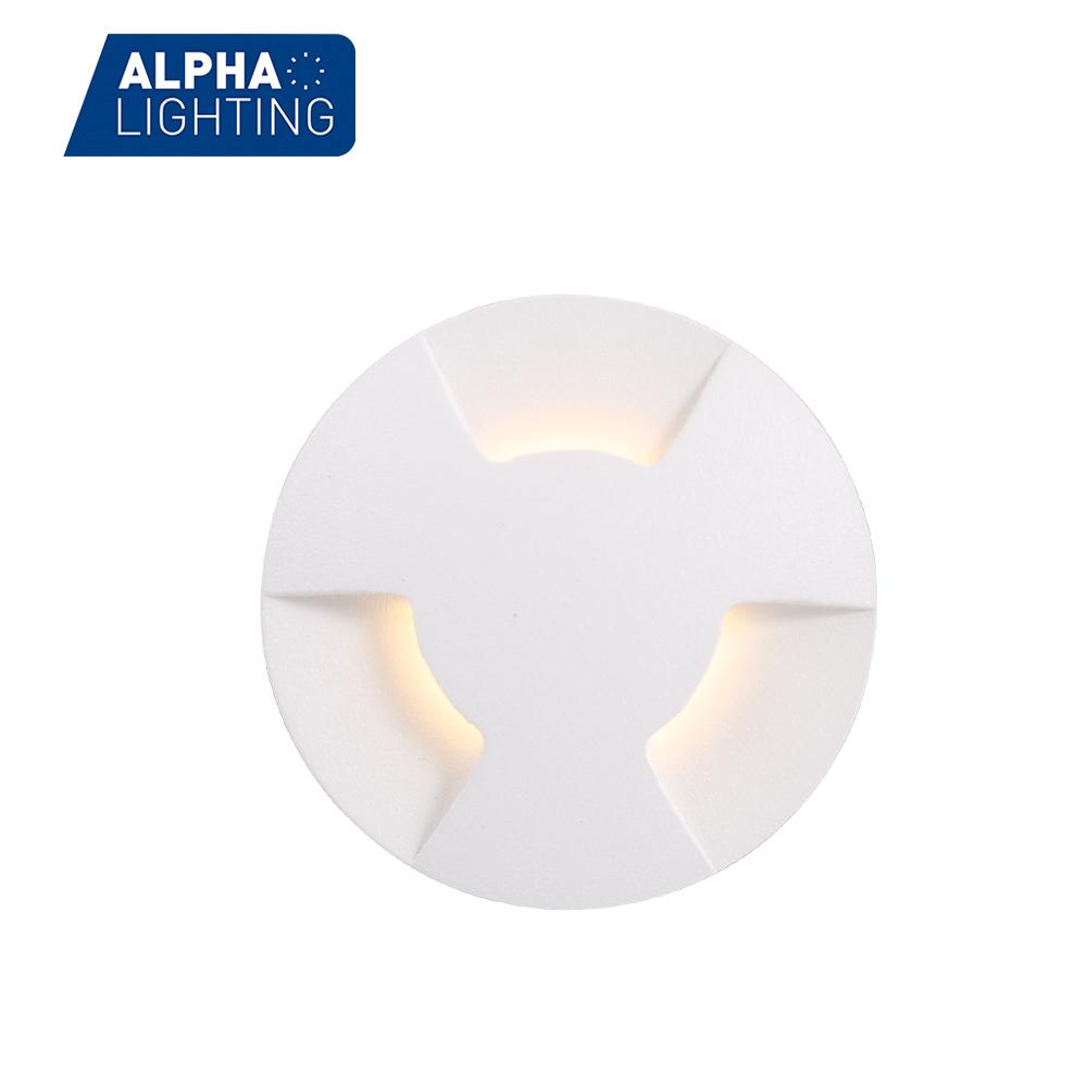Commercial super mini IP 65 waterproof wall recessed downlights  -ALDL0579