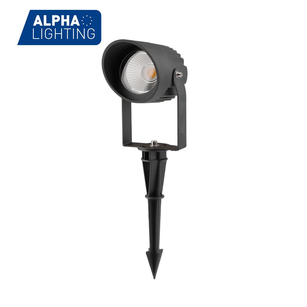 2019 New Design High Power Waterproof Underground LED Garden & Yard Path SPIKE Light-ALEL0001