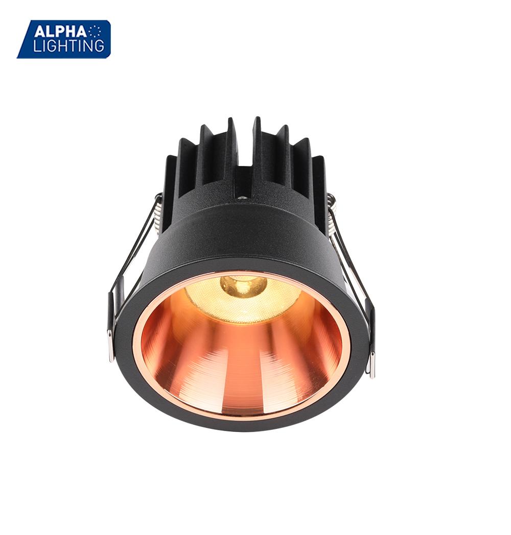 New Design Anti-glare 10W Ceiling Recessed  Led Downlight