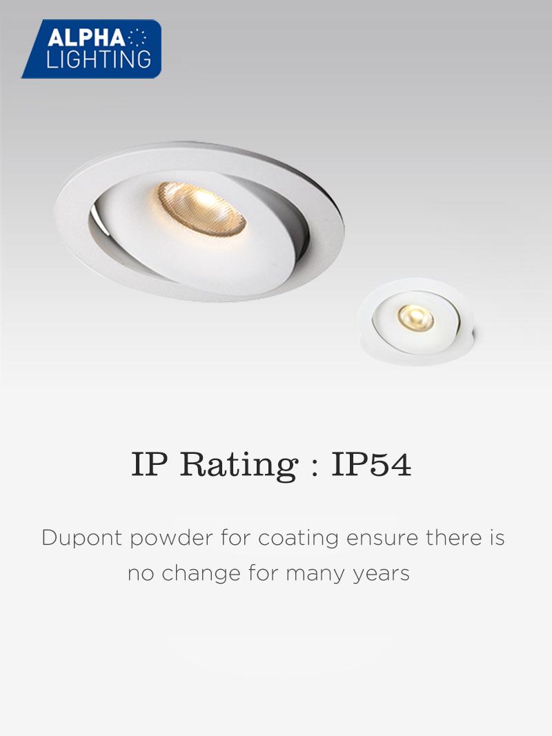 LED 13W Aluminum Spot Light