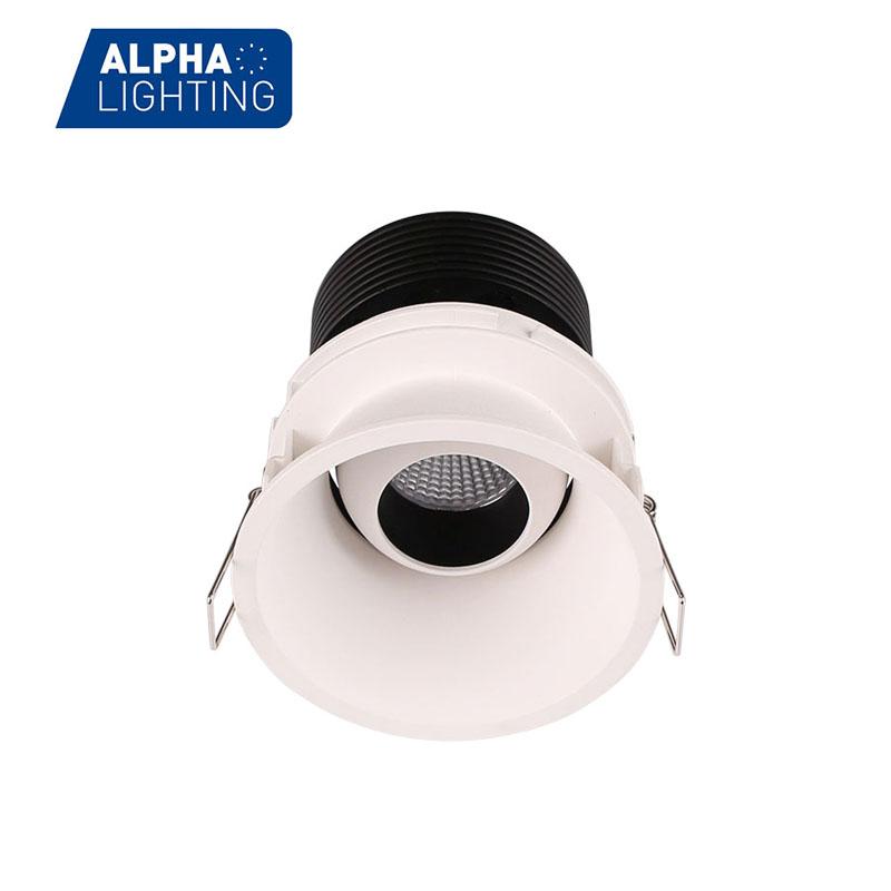 low embedded LED spotlight