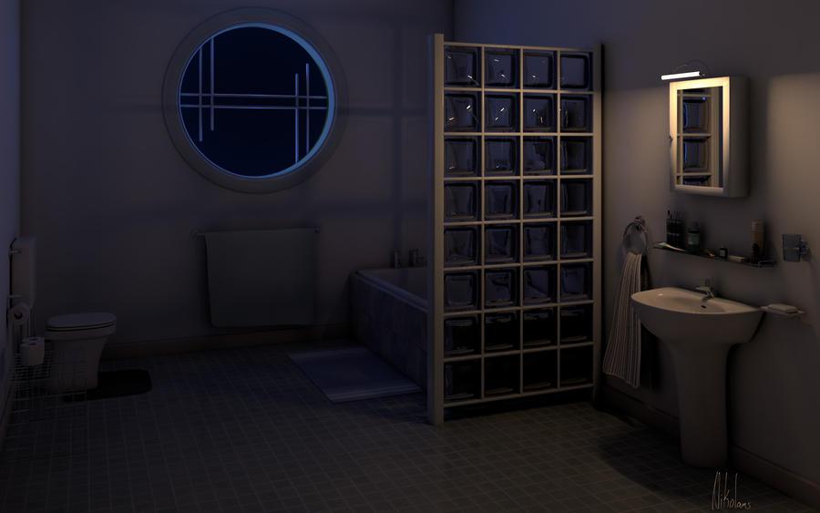 ALPHALIGHTING-bathroom lighting