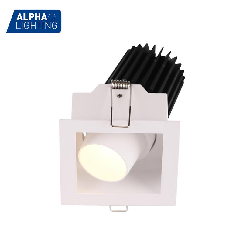 LED Downlight Indoor Gu10 Fixture