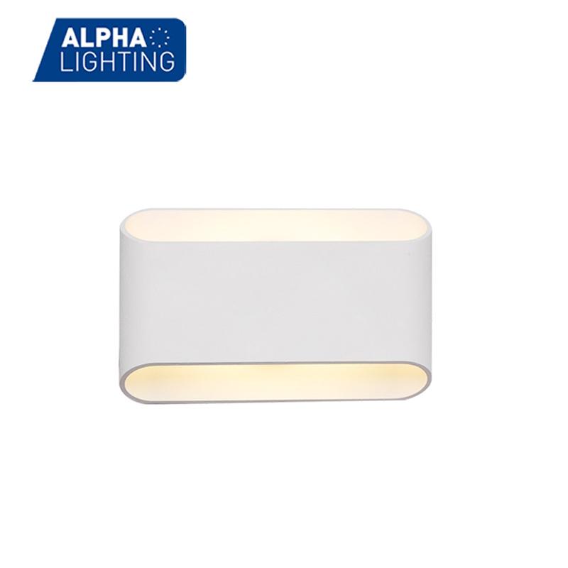 7W Modern IP54 Outdoor Led Cob wash wall Wall Light